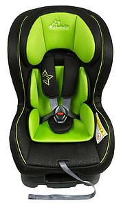 Автокресло Wonderkids CROWN SAFE (зеленый/черный)