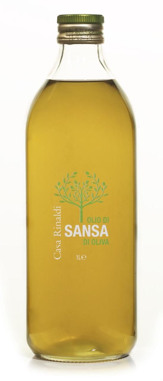 Масло оливковое для жарки Casa Rinaldi 1000мл - Casa Rinaldi - продукты итальянского фермерства в Киеве
