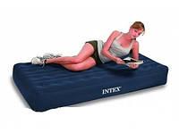Надувная матрас-кровать Intex Outdoor Super-Tough AirBed 68724 (ортопедическая) (99х191х22)