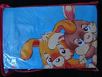 Постельное белье для детей с зайчиками