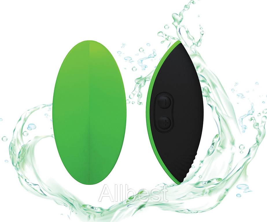 Вибромассажер Odeco - Eros Green (T240026)
