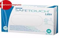 Парчатки латексные неопудренные Safe Touch