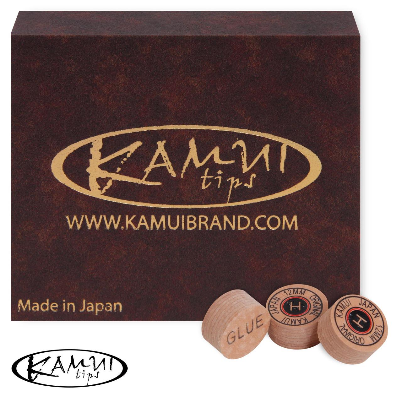 Наклейка для кия Kamui Original Super