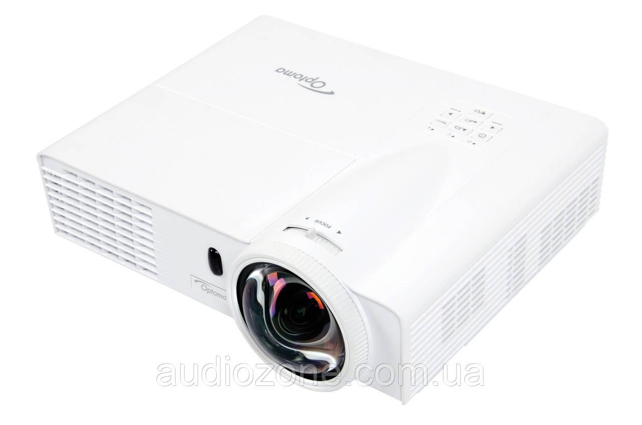 Проектор OPTOMA X305ST  Full 3D