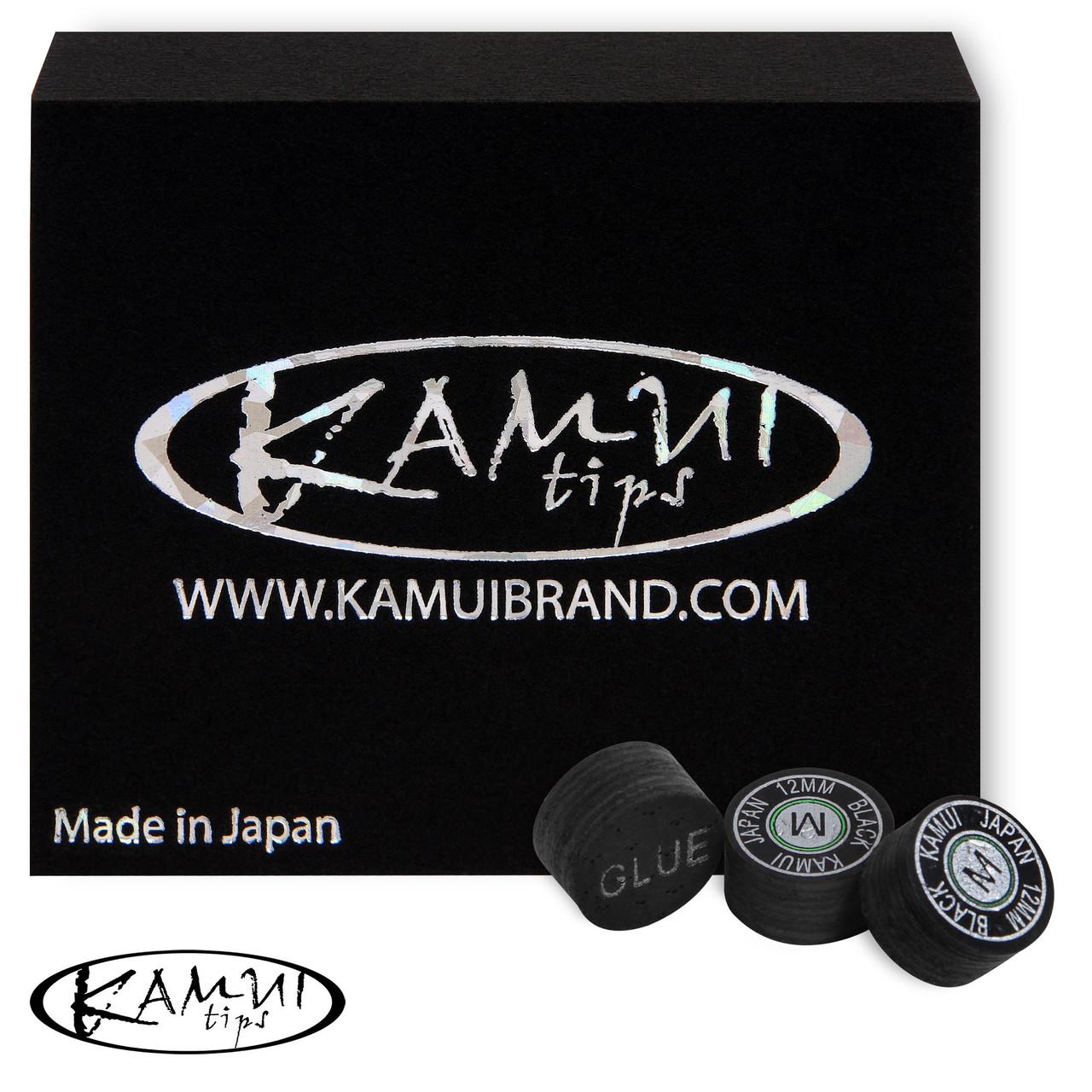 Наклейка для кия Kamui Black
