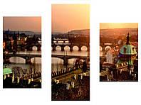 """Настенный декор - картины на холсте """"Мосты"""", фото 1"""