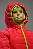 Куртка подростковая на синтепоне № 408