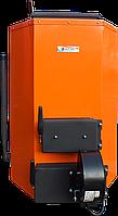 Отопительный твердотопливный котел длительного горения Энергия ТТ 10 кВт