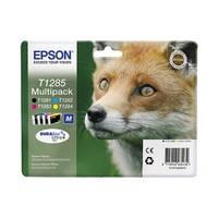Комплект струйных картриджей Epson для Stylus SX125/SX420W/SX425W B/C/M/Y (C13T12854010)