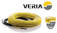 Кабель нагревательный Veria Flexicable 20 125 м теплый пол, фото 1
