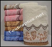 Лицевые полотенца с цветочным узором  Венгрия