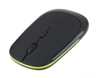 USB мышка беспроводная с кантиком #100112