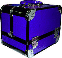 Чемодан для мастера раскладной синий CM-2341 YRE, кейс для мастера купить интернет-магазин