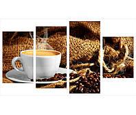 "Фотокартина на холсте ""Кофе для тебя 4"", фото 1"