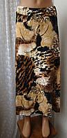 Юбка женская модная вискоза стрейч р.44-46 5881 от Chek-Anka, фото 1