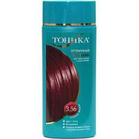 Оттеночный бальзам для волос Тоника 3.56 Спелая Вишня
