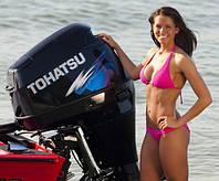Японские моторы Tohatsu - самый большой выбор бензомоторов
