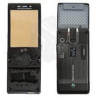 Корпус для Sony Ericsson W995 - оригинал (черный)