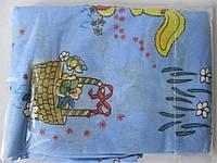 Комплект постельного белья для мальчика из поликоттона.