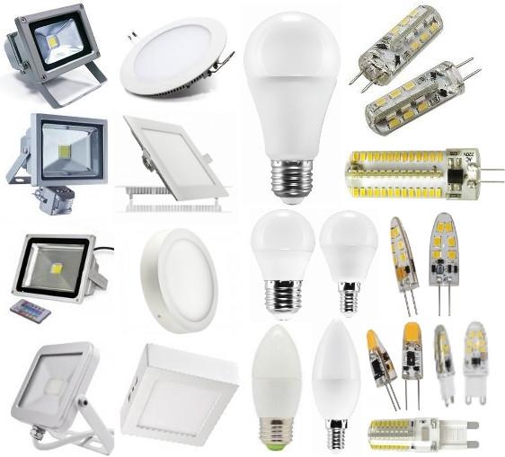 Лампы Светодиодная продукция Led