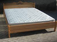 Кровать из дерева Чайка