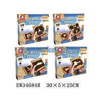 Набор инструментов мастерская в коробке 30х25 см EW80059R/58R/57R/56R