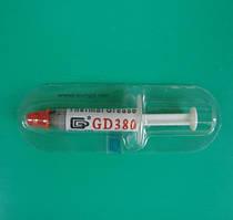 Термопаста GD380 шприц 1г #100122