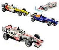 Машина инерционная Формула, 3 цвета в пакете 26х10 см НТ801В/НТ802В/