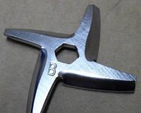 Нож для мясорубки Beko 9193024202, фото 1