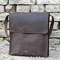 Кожаная сумка - B023