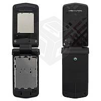 Корпус для Sony Ericsson Z555 - оригинал (черный)