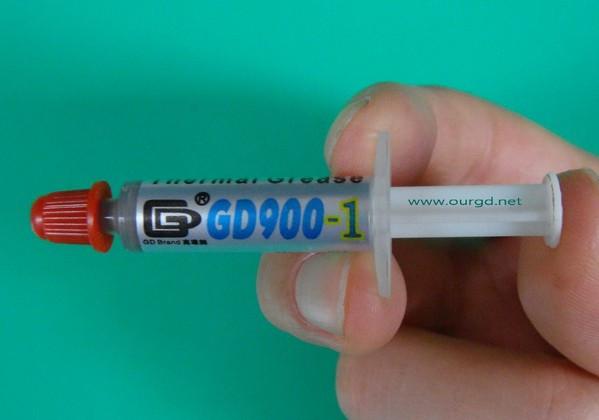 Термопаста GD900-1 1грам #100127