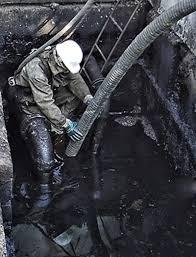 Зачистка резервуаров