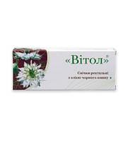Витол-фитосвечи с маслом семян черного тмина-заболевания почек и мочевого пузыря(10шт)