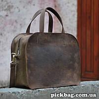 Кожаная сумка -  B024 mini