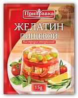 Желатин пищевой 15гр (европак)