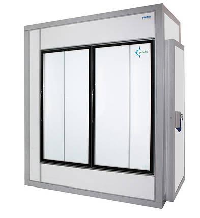 Холодильная камера со стеклом КХН-4,41, фото 2