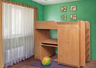 """Двухярусная кровать """"Дуэт - 1"""""""