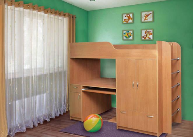 """Двухярусная кровать """"Дуэт - 1"""", фото 2"""