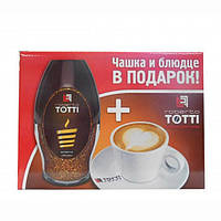 Roberto Totti Nobile Ristretto розч.100г с/б+ чашка+блюдце