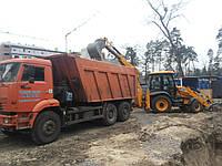 Вывоз строительного мусора, фото 1