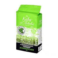 Галка  Кава зі Львова мелен  з частинками зеленої кави 240г