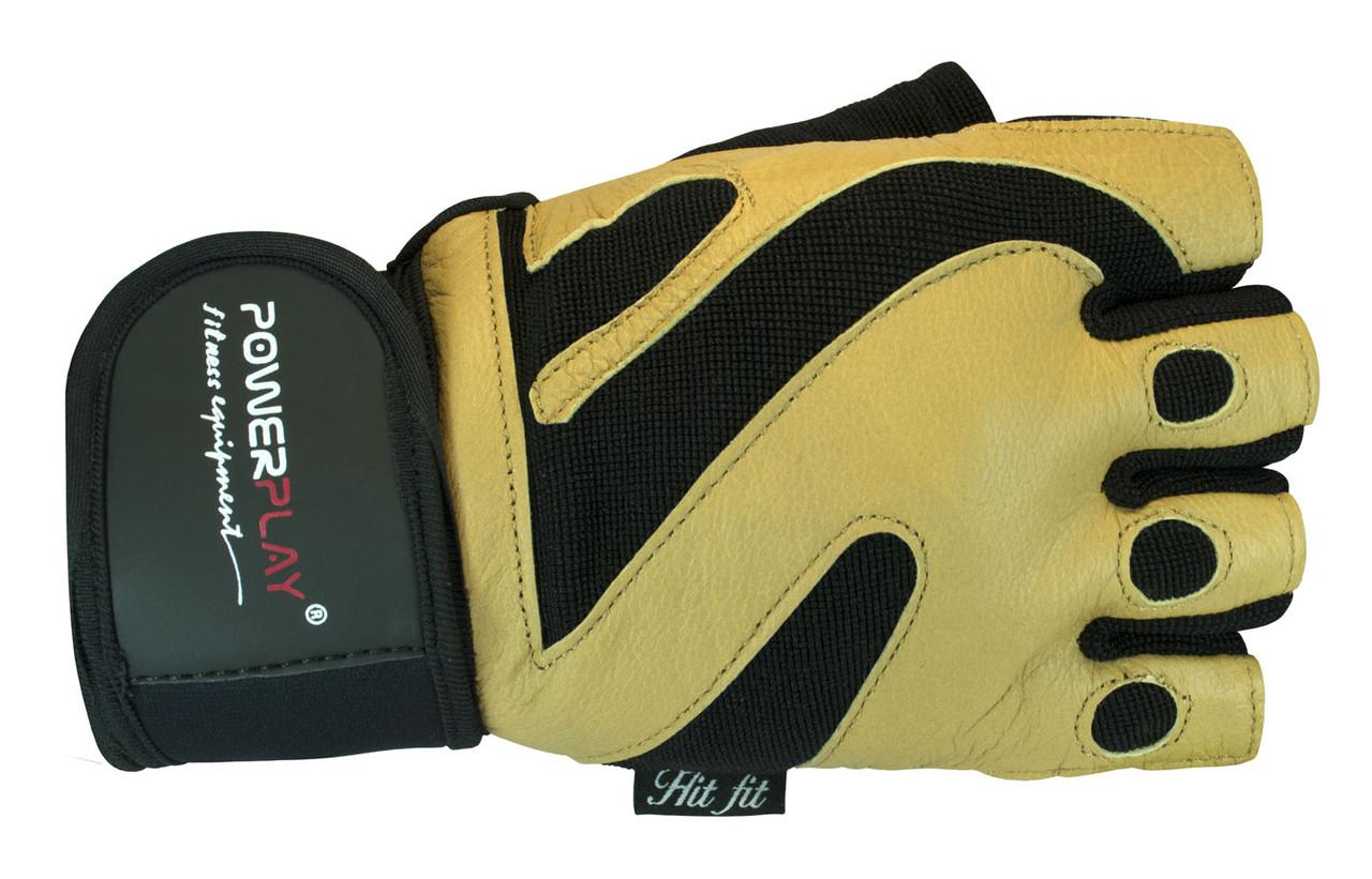Перчатки для фитнеса PowerPlay 1064 B мужские размер XL