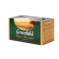Чай  Greenfield 25*2г Classic Breakfast