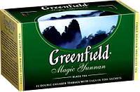 Чай  Greenfield 25*2г Magic Yunnan