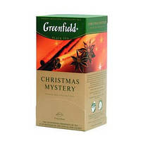 Чай  Greenfield 25*1,5г Сhristmas Mystery