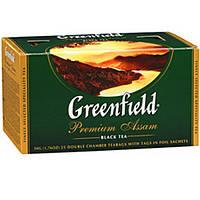 Чай  Greenfield 25*2г Premium Assam