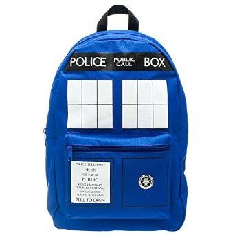 Рюкзак Dr. Who (Доктор Ху) Tardis Backpack