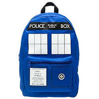 Рюкзак Dr. Who (Доктор Ху) Tardis Backpack, фото 1