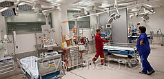 Вентиляция и кондиционирование в лечебно-профилактических учреждениях
